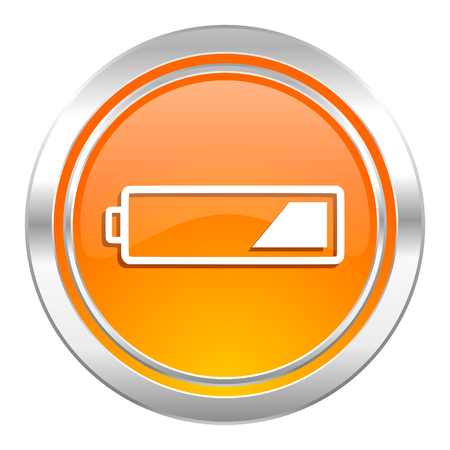 battery icon: battery icon, charging symbol, power sign