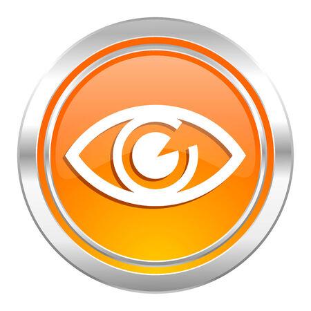 eye icon, view sign photo