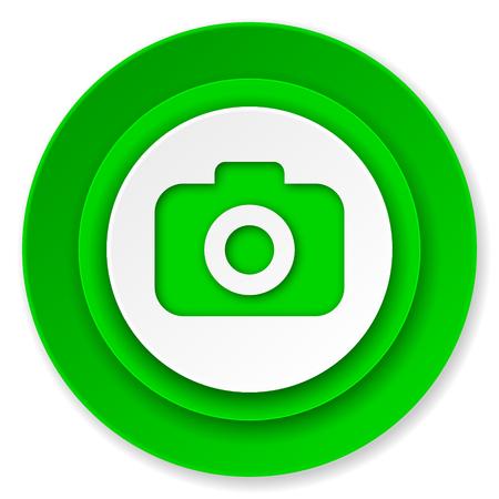 photo camera: macchina fotografica icona, fotografia segno