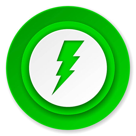 bolt icon, flash sign photo