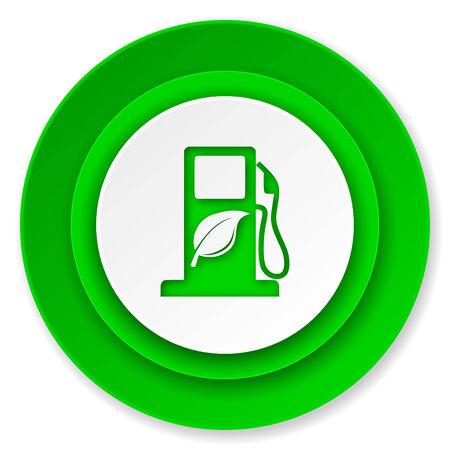 canola: biofuel icon, bio fuel sign