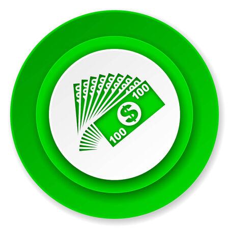 money icon, cash symbol photo