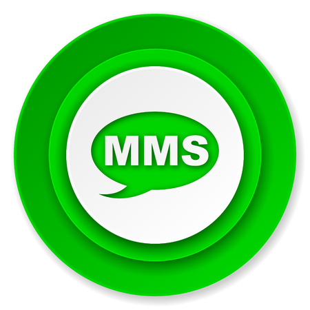 mms: mms icon, message sign