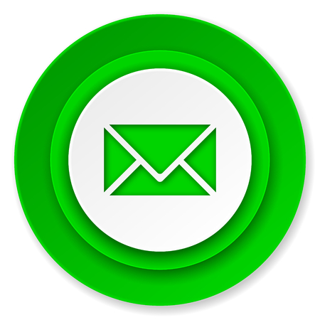 email icon, post sign photo