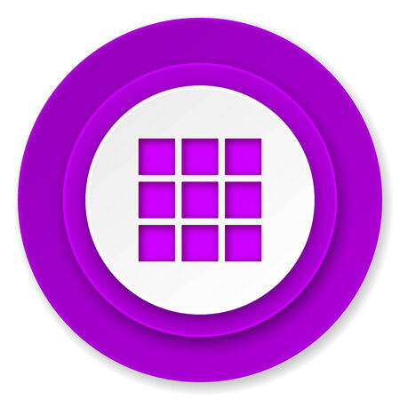 thumbnails: thumbnails grid icon, volet button, gallery sign