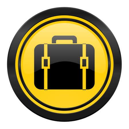 bag icon, luggage sign photo