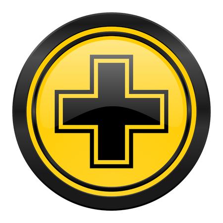 pharmacy icon: