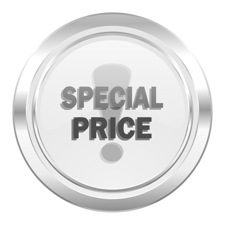 special price: special price metallic icon