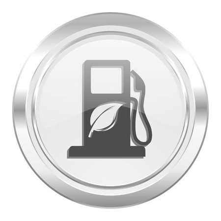 canola: biofuel metallic icon bio fuel sign