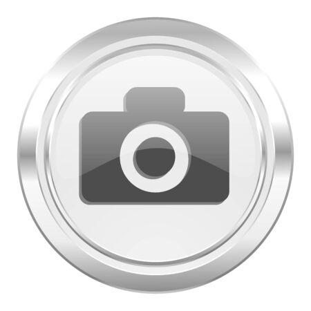picto: camera metallic icon