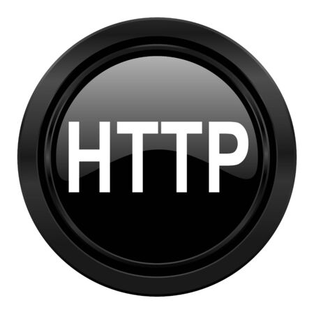 http: http black icon
