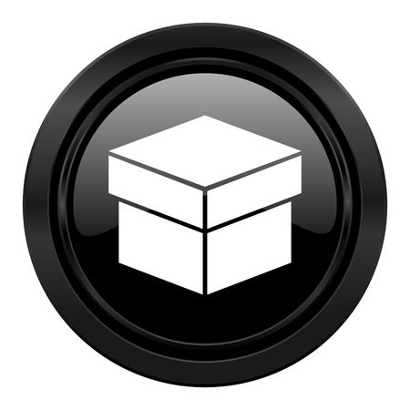 box black icon photo