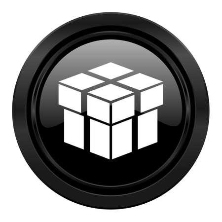 box black icon photo