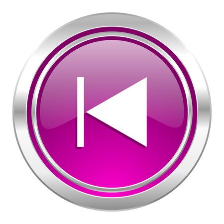 violet icon: previous violet icon