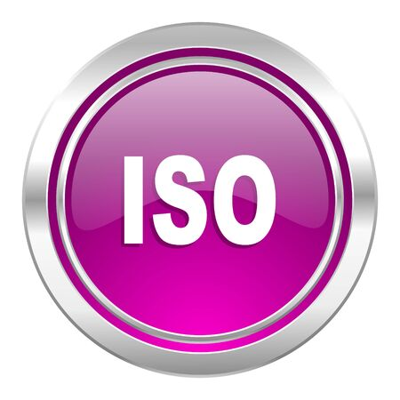 norm: iso violet icon