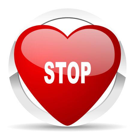 proscribed: stop valentine icon