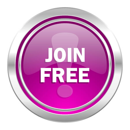 violet icon: join free violet icon