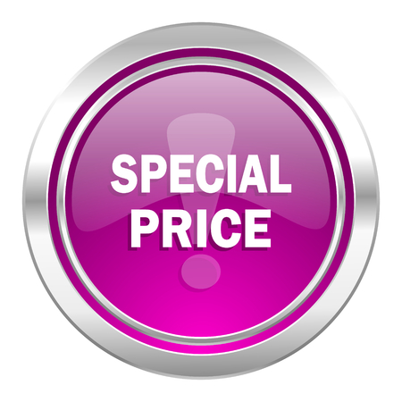special price: special price violet icon