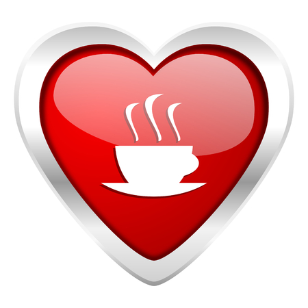 caffee: espresso valentine icon hot cup of caffee sign