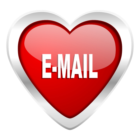 email valentine icon photo