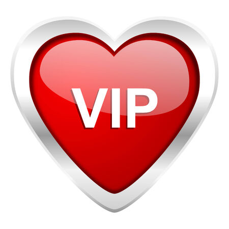 vip valentine icon photo
