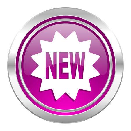 violet icon: new violet icon