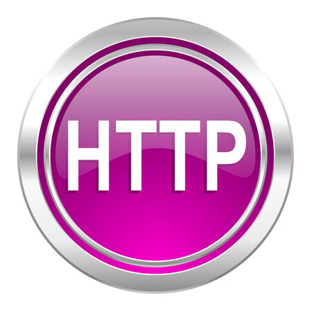http: http violet icon