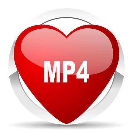 mp4: mp4 valentine icon