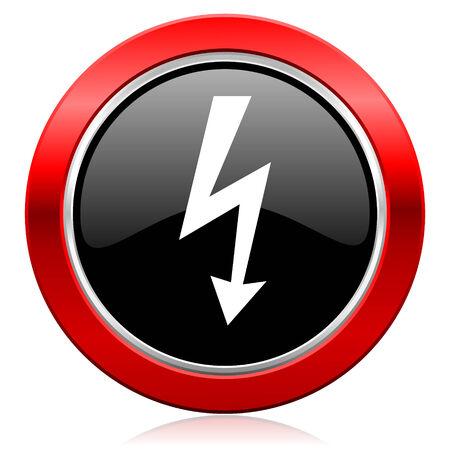bolt icon flash sign photo
