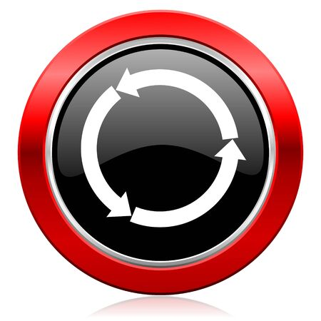 refresh: refresh icon reload icon