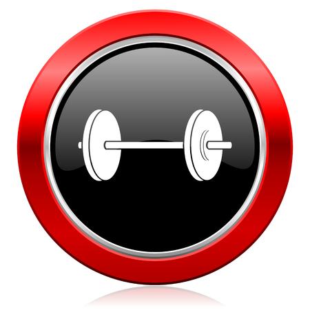 fitness icon photo