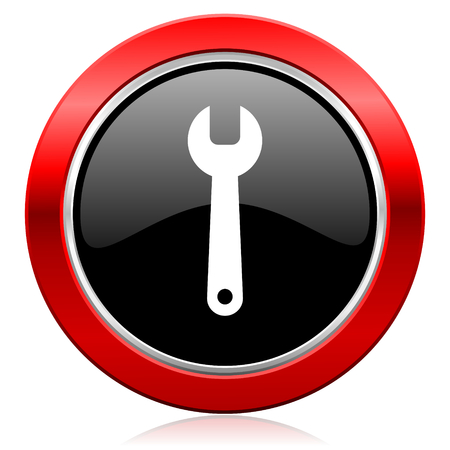 tools icon service sign photo