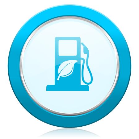biofuel icon bio fuel sign photo
