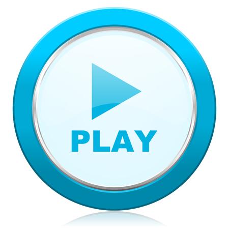 play icon photo