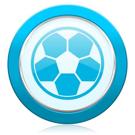 soccer icon football sign photo