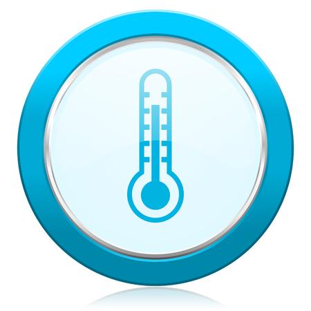 thermometer icon temperature sign photo