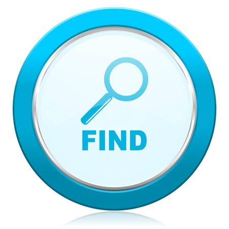 find icon photo