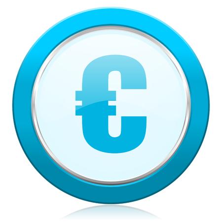 euro icon photo