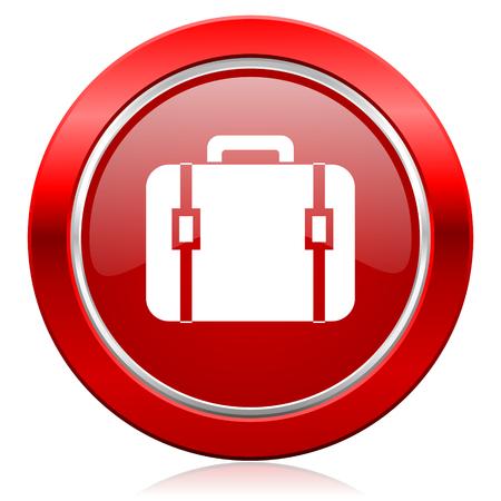 bag icon luggage sign photo