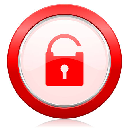 trusty: padlock icon secure sign