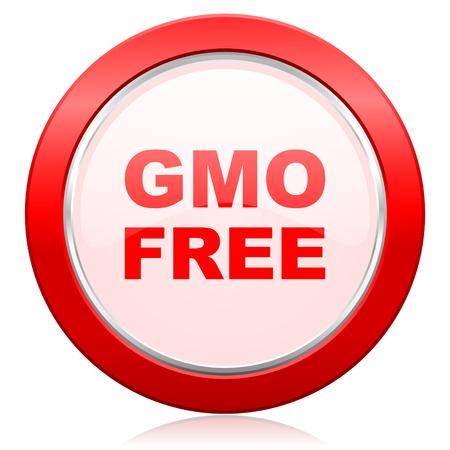 gmo: gmo free icon no gmo sign