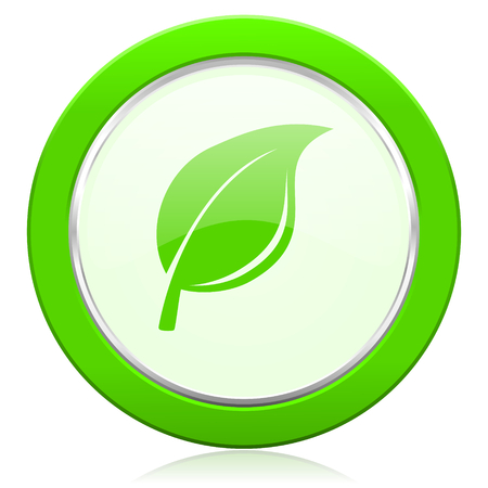 nature icon leaf sign photo