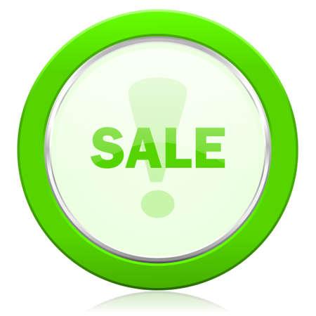 sale icon: sale icon Stock Photo
