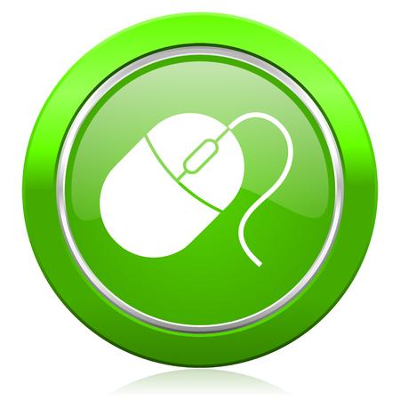 computer mouse icon photo