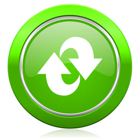 rotation icon refresh sign photo