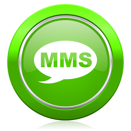mms: mms icon message sign