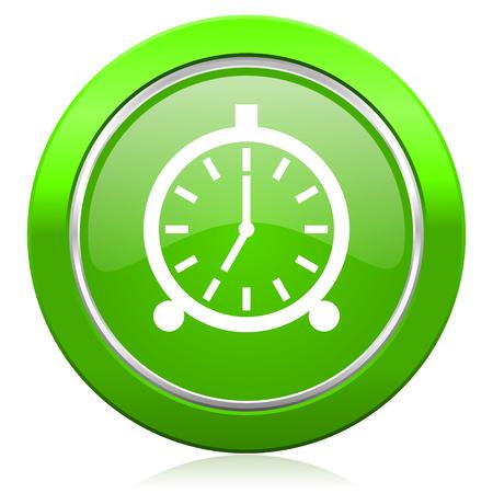 alarm icon alarm clock sign photo