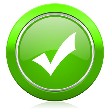 accept icon: accept icon check sign