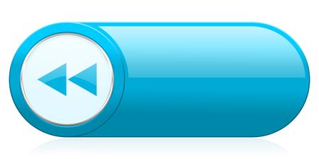 rewind icon: rewind icon