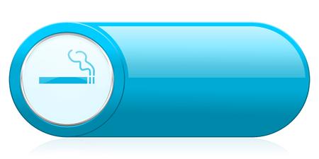cigarette icon nicotine sign photo